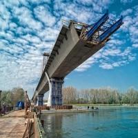 Most na Wiśle w Kamieniu